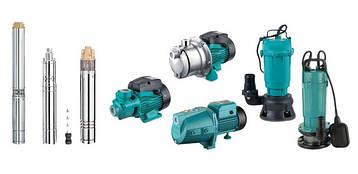 Насосы для Воды и Водоснабжения Гидроаккуляторы