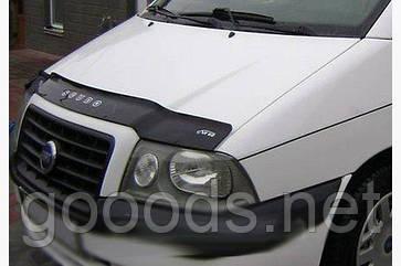 Дефлектор передний Fiat Scudo (04-07)