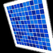 Мозаїка, скляна, Aquaviva Cristall Jamaika Dark для басейну