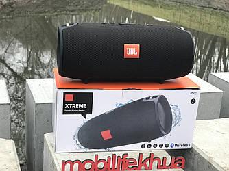 Огромная Портативная Bluetooth колонка JBL Xtreme 28см черная + (качественная копия Высокое качество)