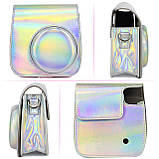 Набор Камера моментальной печати Fujifilm Instax Mini 9 Чехол, Линзы, Рамки, Альбом, Стикеры + Пленка 20 снимк, фото 3