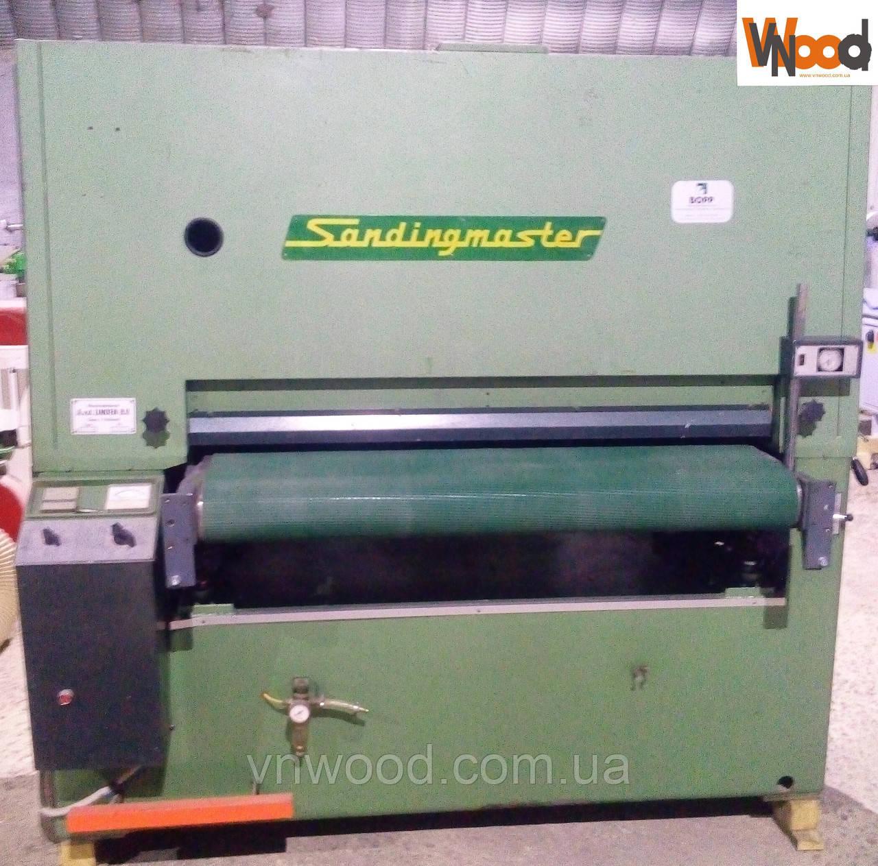 Калибровально-шлифовальный станок SANDINGMASTER SCSB 1300