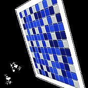 Мозаїка, скляна, Aquaviva Сristall Bagama Dark DCM303 для басейну
