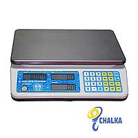 Торговые весы VP-LN LCD/LED (RS-232 ) ГОСТ, фото 1
