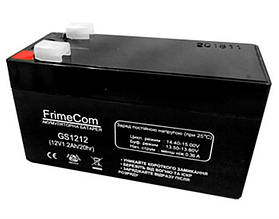 Акумуляторна батарея FrimeCom 12V 1.2 AH (GS1212) AGM