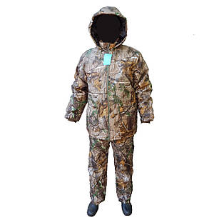 Зимний костюм SKYFISH для рыбалки и охоты ткань оксфорд, Дубок