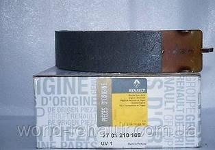 Renault (Original) 7701210109 - Барабанные тормозные колодки (задние 228х42 ) Рено Каптюр