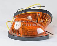 Фонарь габаритный автопоезд (капля) LED 24В  (арт. 1521/LED), AAHZX