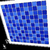 Мозаїка, скляна, Aquaviva Сristall Jamaika Dark DCM301 для басейну