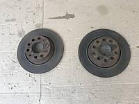 Задние тормозные диски блины (пара)Volkswagen Passat B7
