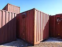 Стандартный морской контейнер 40 футов, со склада