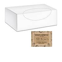 PRO Service Салфетки влажные для рук и лица в индивидуальной упаковке антибактериальные 6х8 см 80 шт. в боксе