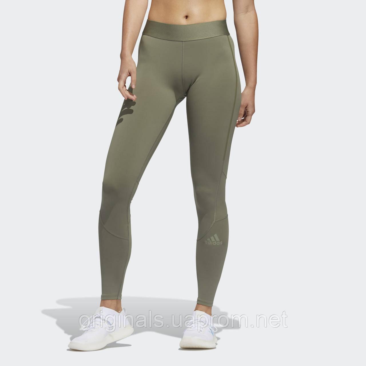 Спортивні жіночі Adidas Alphaskin Tech FJ7232 2019