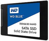 SSD-накопитель WD Blue 3D Nand 250 GB WDS250G2B0A