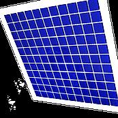 Мозаїка скляна для басейну і хаммама Aquaviva Сristall кобальт DCM307 для басейну