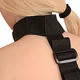 Воротник с наручниками для БДСМ, фото 3