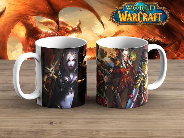 чашка Варкрафт,  товары Warcraft сувениры