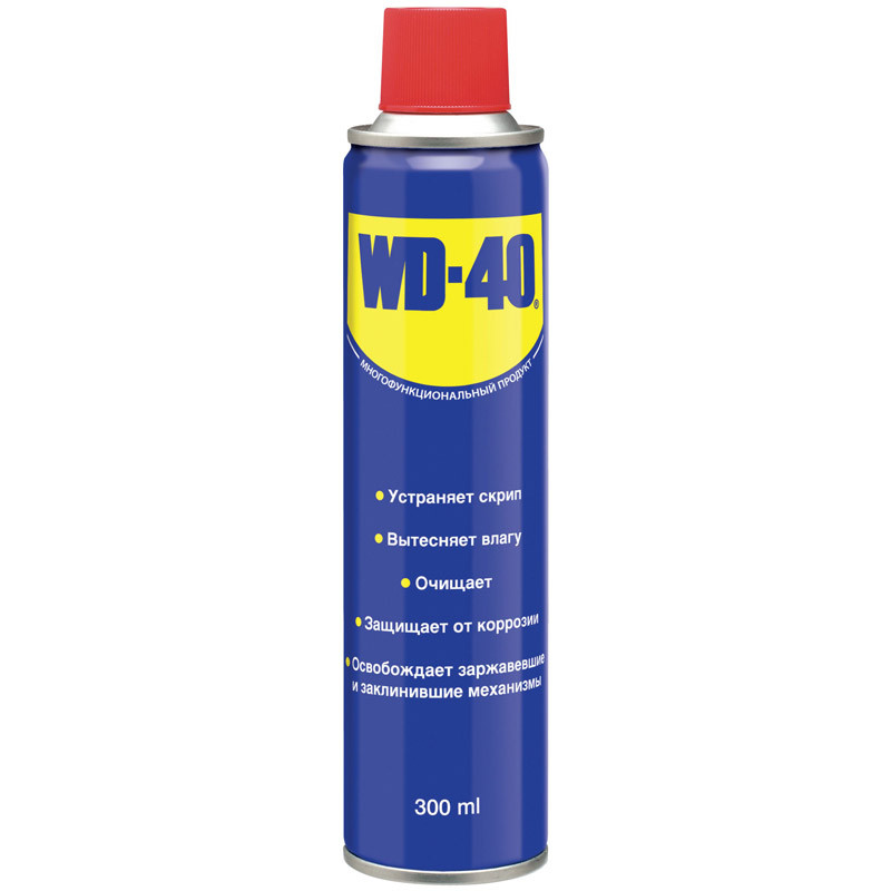 Смазка WD-40 300 мл (mirza-090)