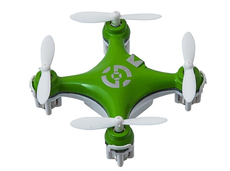 Квадрокоптер нано Cheerson CX-10 (зеленый)