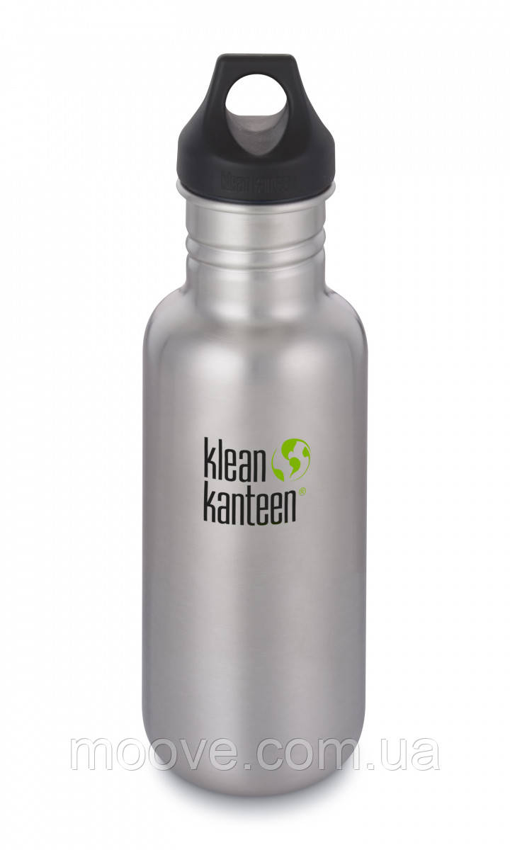 Klean Kanteen Classic Brushed Stainless 532 мл