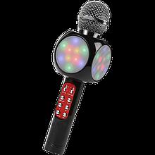 Портативный караоке-микрофон WS-1816 с чехлом