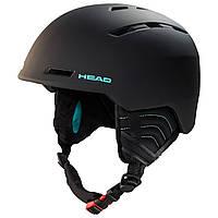 Горнолыжный шлем Head Valery black 2020