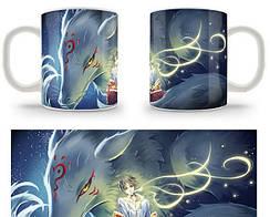 Кружки Тетрадь дружбы Нацумэ Natsume Yuujinchou