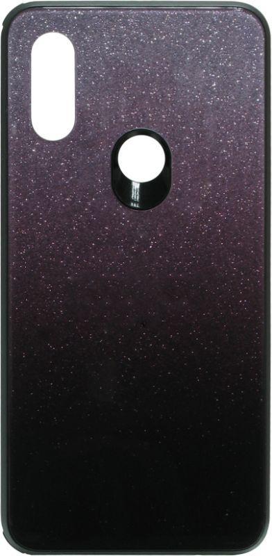 Накладка Xiaomi Redmi7 Glitter Glass