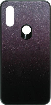 Накладка Xiaomi Redmi7 Glitter Glass, фото 2