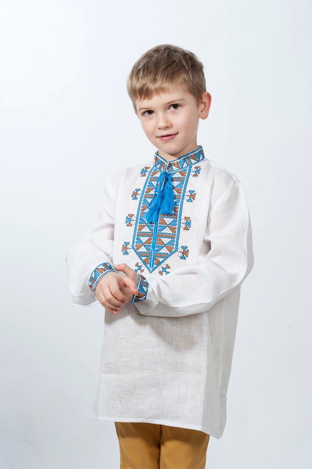 вышиванка для мальчика ― народный бутик
