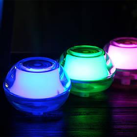 Увлажнитель воздуха Crystal Night Light