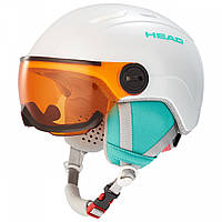 Гірськолижний шолом Head Maja Visor pearl 2020