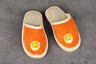 Детские тапочки, тёплые комнатные тапочки, комнатная обувь, размер 16, 21, 23