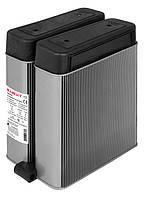 Конденсатор трехфазный плоский e.capacitor.3.40.400.f, 40 кВАр, 400В