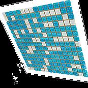 Мозаїка, скляна, Aquaviva Bahama Light варіант 2 для басейну