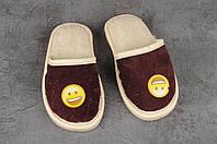 Детские тапочки, тёплые комнатные тапочки, комнатная обувь, размер 17, 20, фото 1