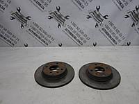 Задний тормозной диск Renault Kangoo, фото 1