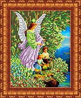 Набор для вышивания бисером «Ангел и дети»