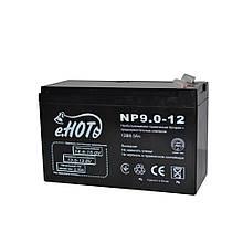 Акумуляторна батарея ENOT 12V 9AH (NP9.0-12) AGM
