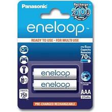 Акумулятори Panasonic Eneloop AAA/HR03 NI-MH 750 mAh BL 2 шт