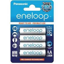Акумулятори Panasonic Eneloop AA/HR06 NI-MH 1900 mAh BL 4 шт
