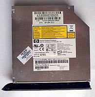 398 Привод DVD-RW HP AD-7561S SATA LightScribe для ноутбуков
