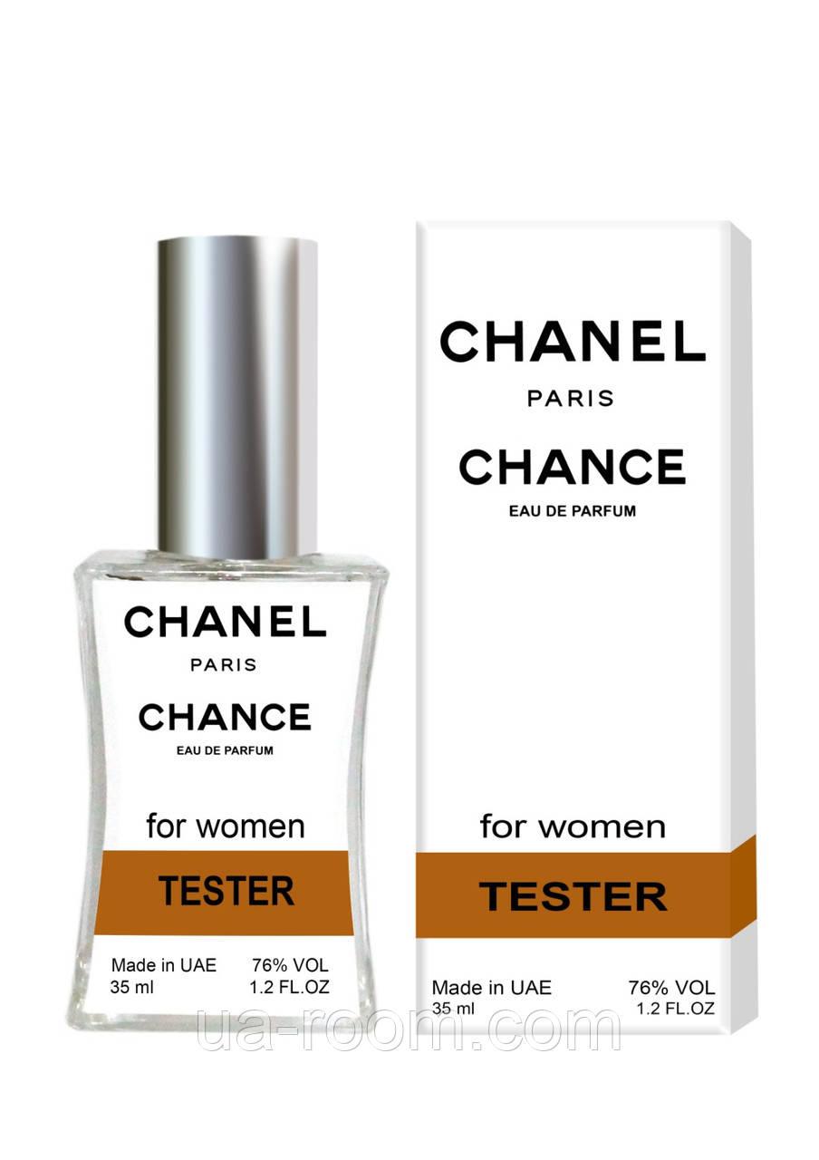 Тестер женский Chanel Chance, 35 мл.