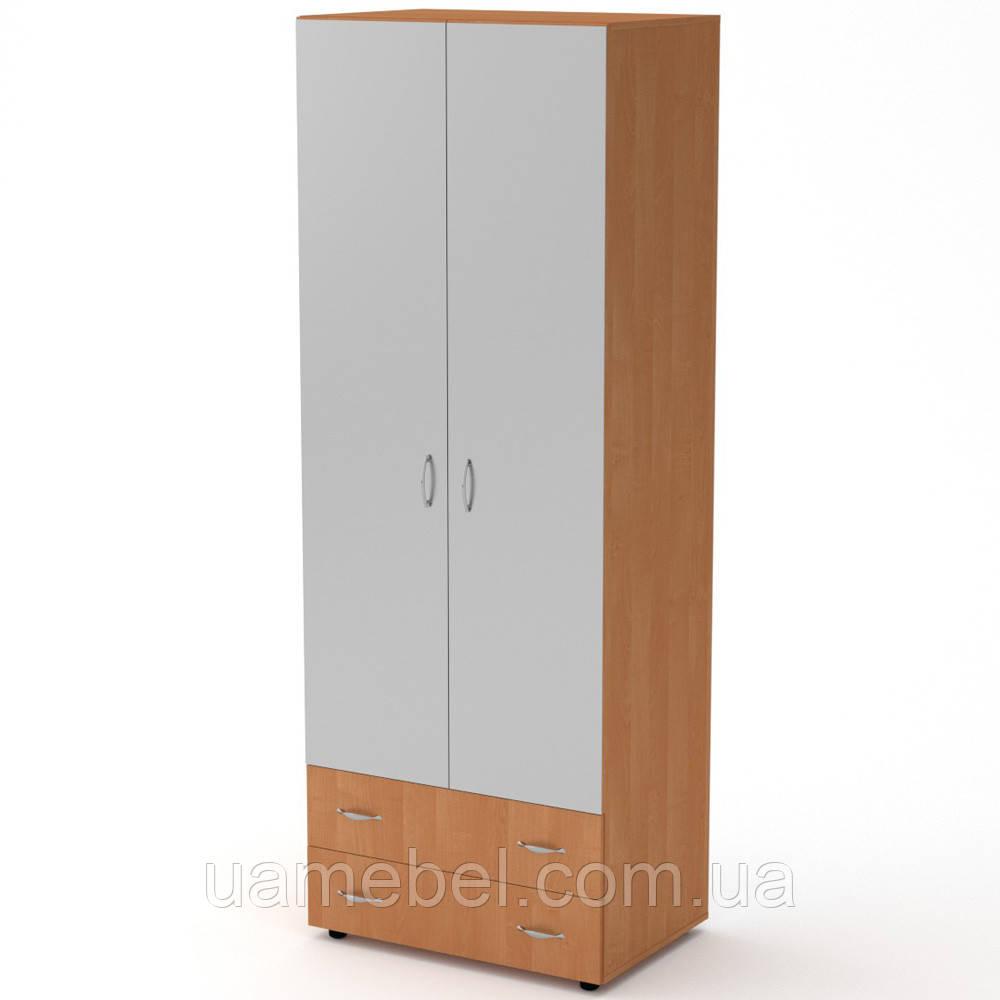 Комбинированный шкаф для офиса Шкаф-5