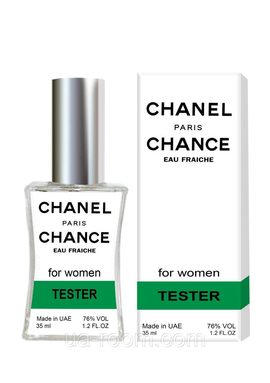 Тестер женский Chanel Chance Eau Fraiche, 35мл.