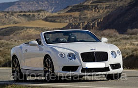 кабриолет Bentley Continental GTC