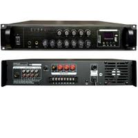 Трансляционный цифровой усилитель  PADIG650 5zone USB/MP3/FM/BT/REMOTE