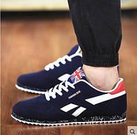 Стильные мужские кроссовки-мокасины. Разные модели и цвета. Модель 05502-н, фото 3