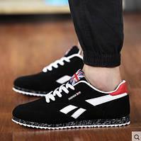 Стильные мужские кроссовки-мокасины. Разные модели и цвета. Модель 05502-н, фото 6