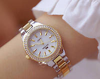 Женские кварцевые часы с кристаллами, фото 1